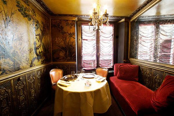 Salon Privé - Restaurant Lapérouse