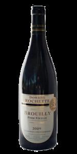 Brouilly wine