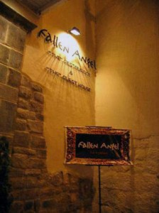 Fallen Angel Restaurant Cuzco