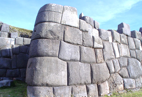 Inca Stone Work at Sacsayhuaman