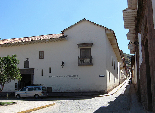 Museum of Pre-Columbian Art - Cuzco